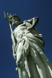 Neptun, Schloß Nymphenburg, Munich, Germany - MB00156