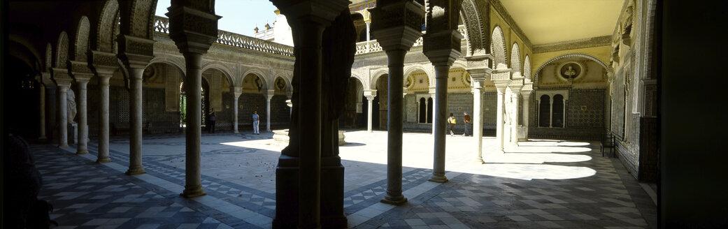 Casa de Pilato, Sevilla, Andalusia, Spain - 00708HS