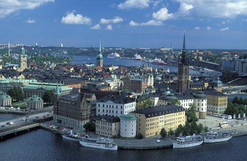 Stockholm, Sweden - 00641HS