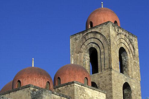 St. Giovanni degli Erimiti, Palermo, Sicily, Italy - 00518HS