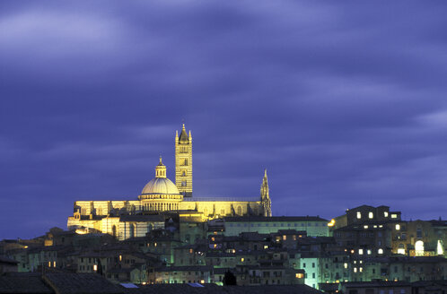 Dome of Siena, Tuscany, Italy - 00490HS