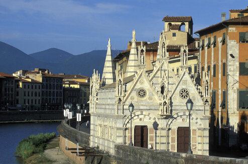 Santa Maria della Spina, Pisa, Italy - 00423HS