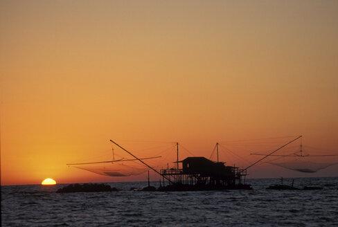 Fishernets, Marina di Pisa, Italy - 00417HS