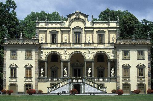 Villa Mansi near Lucca, Italy - 00394HS