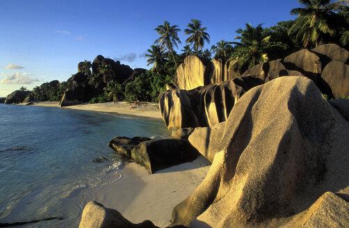 Anse Source D'Argent, La Digue, Seychelles - 00290HS
