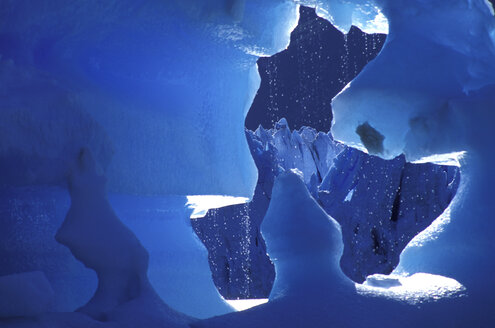 glacier Perrito Moreno, Patagonia, Argentina - 00120HS
