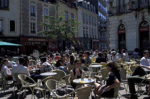 France, Rennes, Place Saint-Michel - 00086HS