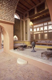 hotel al moudira, luxury hotel in luxor, egypt - MS01097