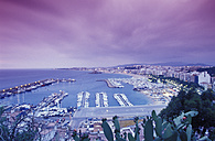 Marina from Blanes, Costa Brava, Spain - 00189MS
