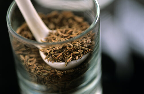 Cumin seeds in jar - AS01102