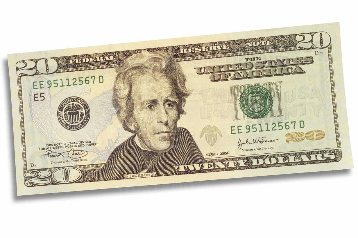 Twenty Dollars - 00794CS-U - Dieter Heinemann/Westend61