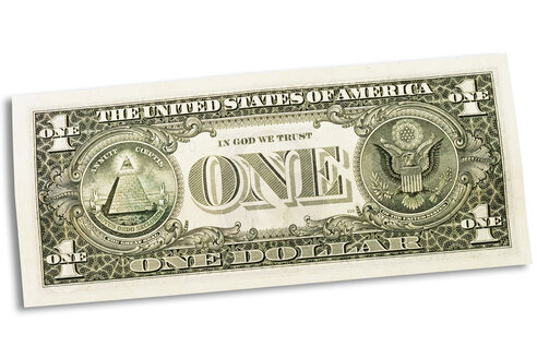 One Dollar - 00790CS-U
