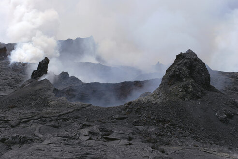 hawaii - view at puu oo crater - RM00049