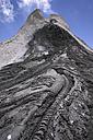 Tanzania, cooled lavastream from Ol Doinyo Lengai volcano - RM00033