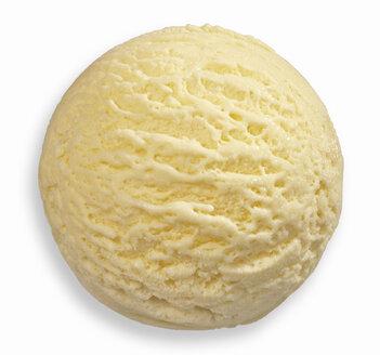 Vanilla ice cream, close-up - 01191CS-U