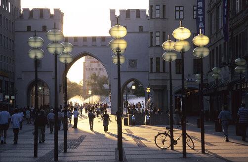 Germany, Bavaria, Munich, Around the Karsplatz/Stachus - HSF00946