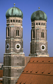 Frauenkirche, Munich, Bavaria, Germany - HSF00937