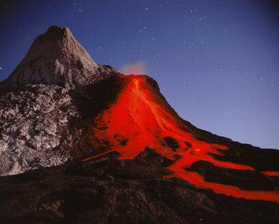 Tanzania, Volcano Ol doinyo Lengai - 00002RM