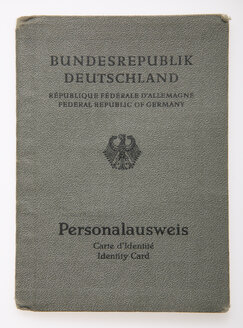 Identity ard of the Federal Republic of Germany - TH00160