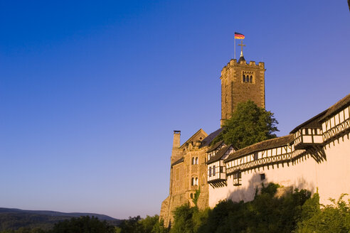 Germany, Thuringia, Wartburg - MSF01738