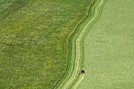 Tractor on meadow - HHF00275