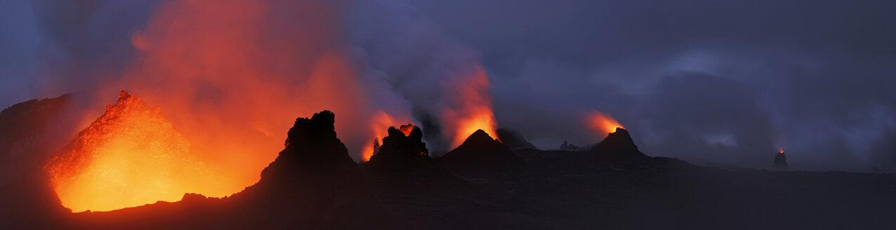Hawaii, Puu Oo crater - RM00114