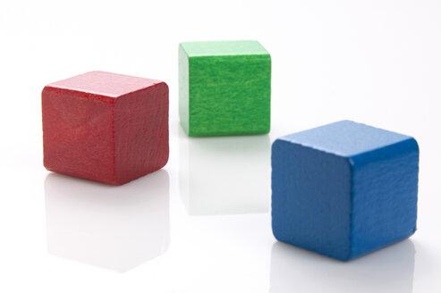 Coloured building blocks - THF00227