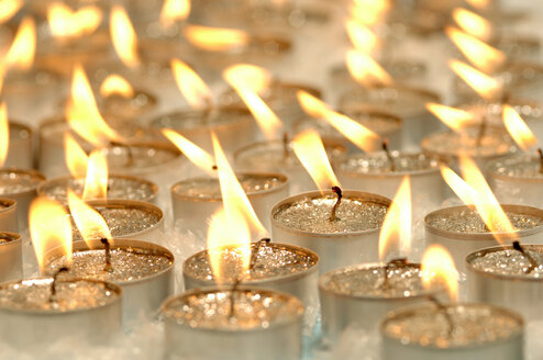 Christmas decoration, candles - WESTF01085