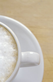 Cappuchino, close-up - COF00023