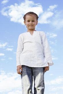 Girl (7-9), portrait - LDF00358