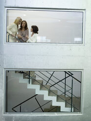 Woman on staircase - WESTF02808