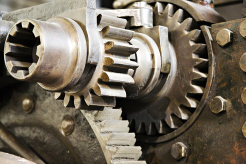 Gears, close-up - KS00037