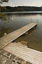 Jetty at lake - ABF00083