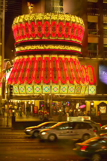 USA, Las Vegas, casino at night - TH00287