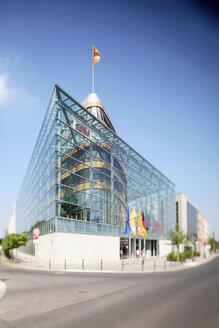 CDU Party headquarter, Berlin, Germany - CHK00170