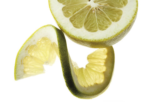 Slices of pomelo, elevated view - 05842CS-U