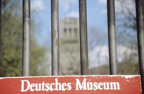Germany, Bavaria, Munich, German Museum - PM00487