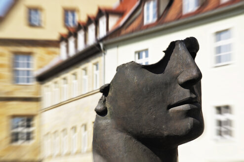 Germany, Bamberg, statue - MB00659