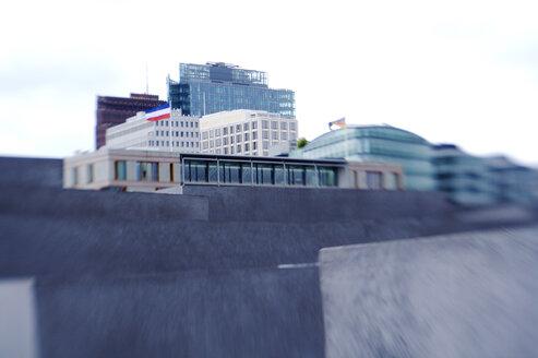 Germany, Berlin, house facades - KM01014