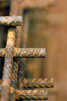 Rust on steel mats - 00246LR-U