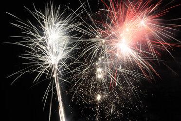 Fireworks, close-up - TLF00055