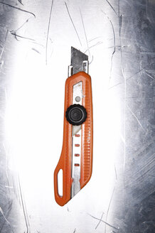 Orange cutter, close-up - THF00575