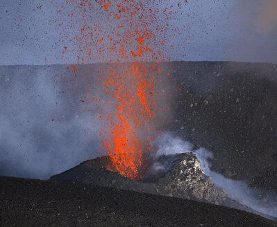 Italy, Stromboli volcano, eruptions - RM00172
