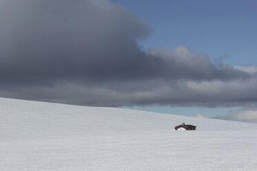 Norway, Rondane National Park, Snow covered landscape - FFF00811