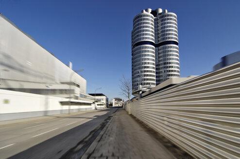 Germany, Bavaria, Munich, BMW Headquarters - MB00718