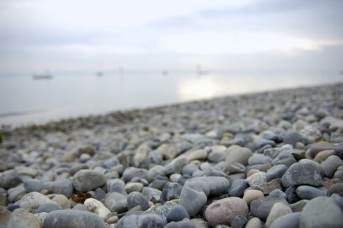 Germany, Stones on Lake Constance - SMF00226