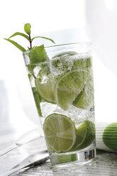 Mojito with fresh limes and mint - 07810CS-U