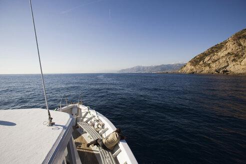Italy, Liguria, San Fruttuoso, Ligurian Sea - MRF00987