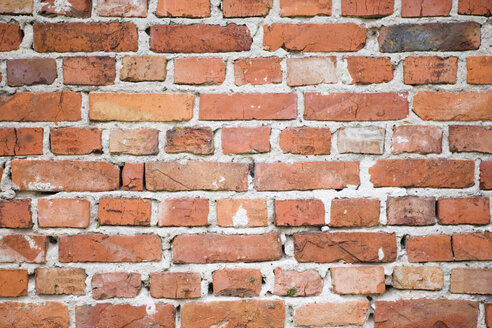 Brick wall, close-up, full frame - HKF00110