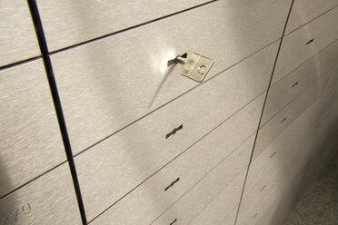 Safe-Deposit Boxes - TCF00509